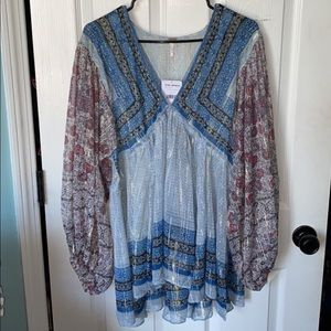 Free people new with tags long sleeve